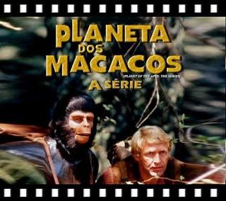 Planeta Dos Macacos- A Série Completa Dvd