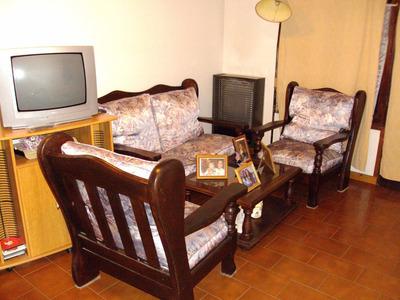 Casa San Martin De Los Andes,2 Ambientes Con Cochera.centro
