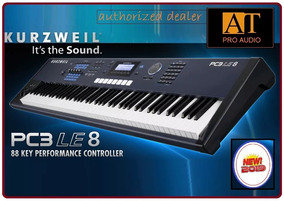 Piano Digital Kurzweil Pc3 Le8 Ñ Nord Stage 2 Ha88 Stage 3