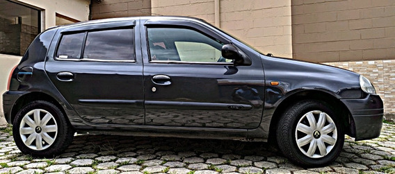Clio Hatch 2002/03 4 Portas 1.0 16v Completo