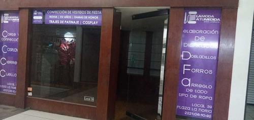 Imagen 1 de 7 de Renta De Local Comercial Dentro De Plaza La Noria