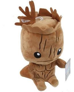 Baby Groot Peluche Guardianes De La Galaxia Marvel Envío Gra