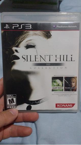 Silent Hill Hd Collection(leia)- Mídia Física -ps3