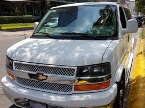 Camioenta Usada Chevrolet Express Edicion Especial 2017