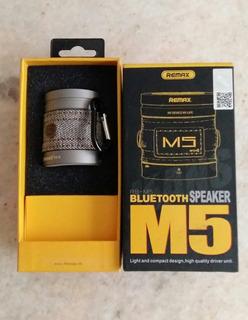 Mini Parlante Bluetooth Remax M5 Nfc Portatil Oferta!!