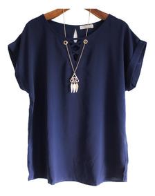Roupas Femininas Baratas Da Moda Blusa Plus Size Social 2503