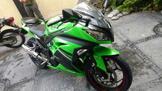 Kawasaki Ninja 500r 2014