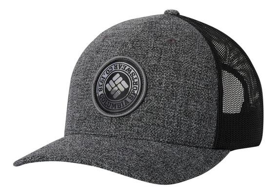 Jockey Mesh Snap Back Hat Gris