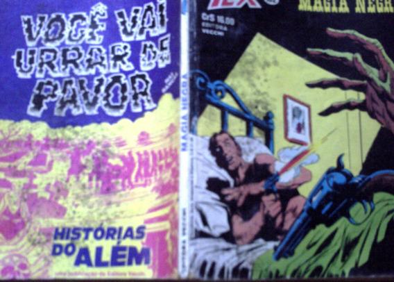 Tex N° 102 - Magia Negra - 1ª Edição
