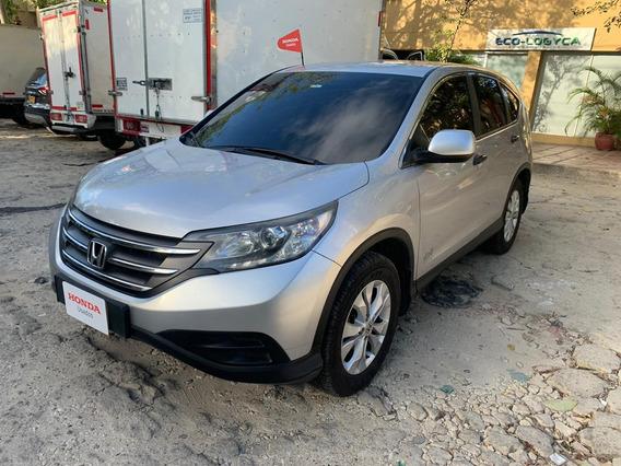 Honda Crv City 2013 Plata Con Garantia