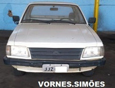 Ford Pampa Ano 1990, Sempre De Brasília, Com Capota De Fibra