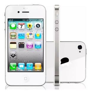 Apple iPhone 4s 8gb Original 512mb De Ram Tela De 3.5 | Novo