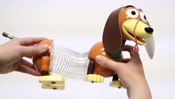 Slinky Dog Jr Cachorro De Mola Toy Story 4 Disney Original