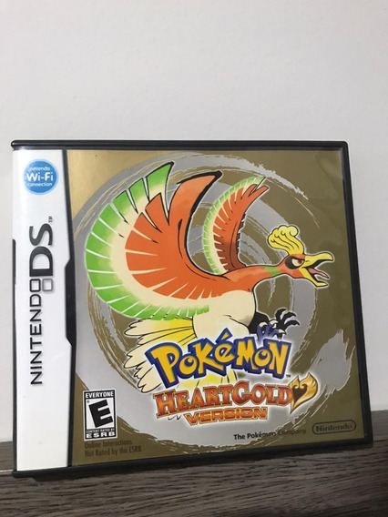 Pokémon Heartgold - Nintendo Ds - Americano