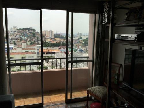 Imagem 1 de 15 de Apartamento Para Venda, 3 Dormitórios, Piqueri - São Paulo - 110