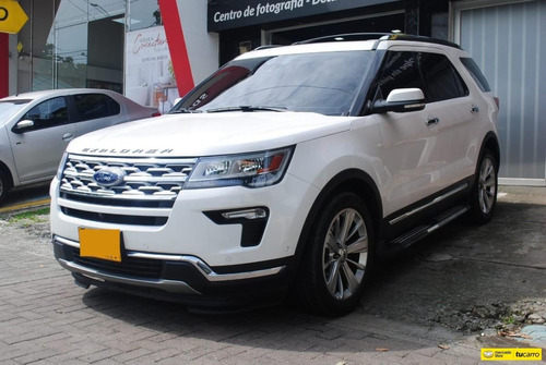 Ford Explorer 2.3 Limited 4x4
