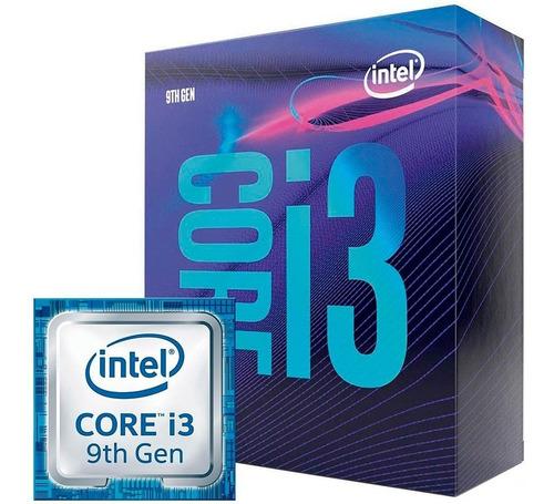 Processador Intel Core I3-9100f 3.6ghz 6mb Lga1151