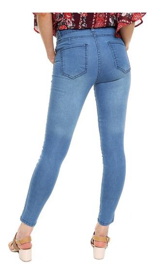 Pantalon Jean Mujer Elastizado Nuevos Chelsea Market Varios