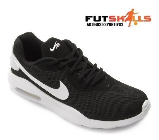 Tênis Nike Air Max Oketo Masculino - Preto E Branco
