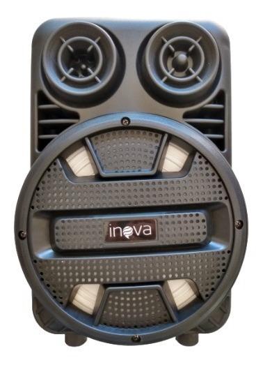 Caixa De Som Portátil Com Rádio Fm, Usb, Bluetooth.