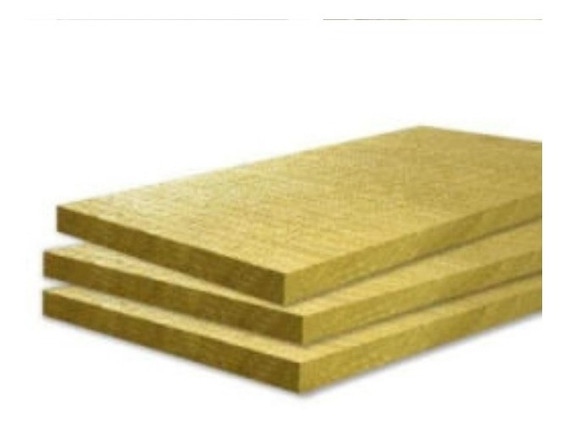 Aislante Termico Para Hornos Placa De Lana Mineral 61x1.22m