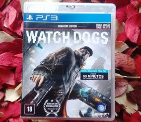 Watch Dogs - Mídia Física 100% Português Ps3 Frete R$ 11,98