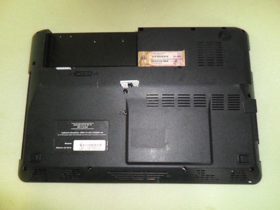 Carcaça Base Inferior Notebook Sim+ 2044