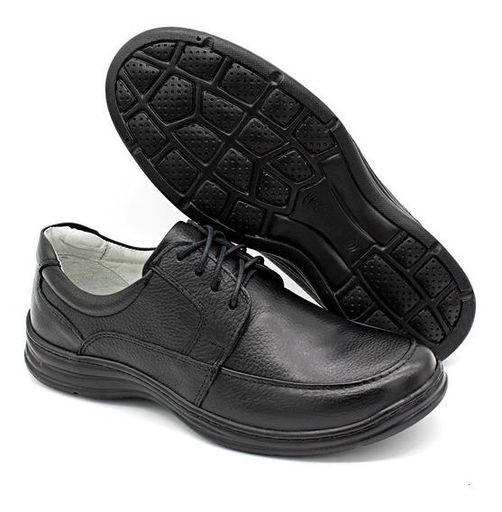Sapato Branco Masculino Confort Plus Bmbrasil 2712