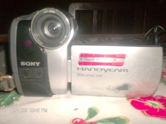 Video Camara Sony Dcr-hc26 Pantalla Táctil (verdes)