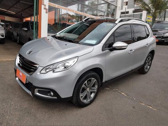 Peugeot 2008 1.6 16v 4p Flex Griffe
