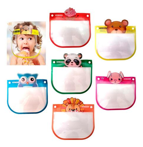 Mascara Careta Niños Protección Facial