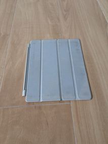 Capa iPad - Smart Cover Cinza