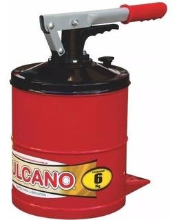 Grasera Portatil 6 Kg Vulcano Engrasador Envio Gratis