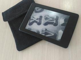 Capa Para Kindle De Tecido Com Forro