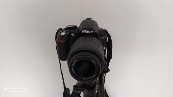 Maquina Fotográfica Nikon D3100