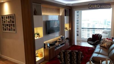 Apartamento Com 3 Dormitórios À Venda, 108 M² Por R$ 1.050.000 - Mooca - Ap 1905108e - Ap1679