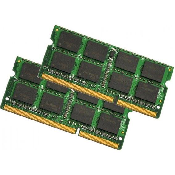 Memorias Ddr3 Sodimm 1600 Nuevas 8gb 2 X 4gb 1.5v