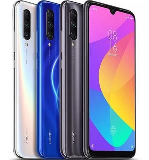 Xiaomi Mi A3 128gb Azul | Cinza | Lacrado | Tela 6.08 4gb Ram Lançamento A 3 A3