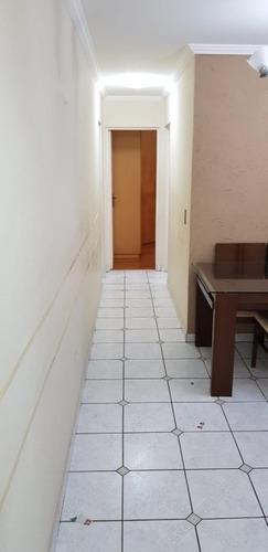 Imagem 1 de 21 de Apartamento 2 Quartos Santo André - Sp - Vila Curuçá - Rm319ap