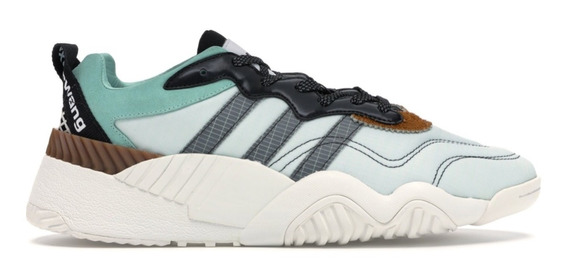 Tenis adidas Aw Turnout Trainer Alexander Wang Clear Mint
