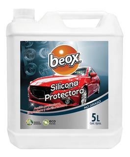 Lavado Auto Seco: Silicona Protectora - Beox Envío Gratis