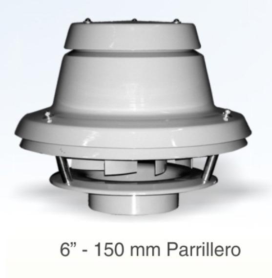 Extractor Satelital Llanos Parrillero Caudal 1000 Turb Hierr