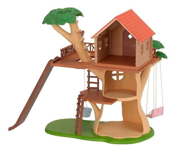 Sylvanian Families Casa Na Arvore 2900