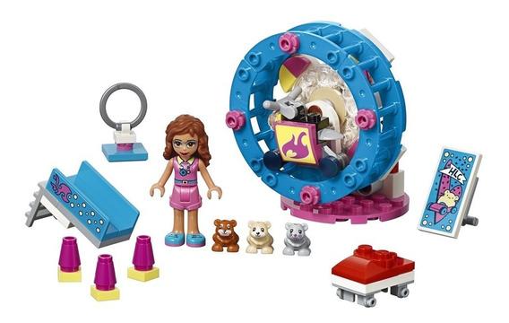 Lego Friends - Playground Do Hamster Da Olivia