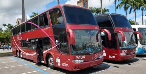 Ônibus Marcopolo Paradiso 1800 Dd G6 Scania 360 Só Turismo