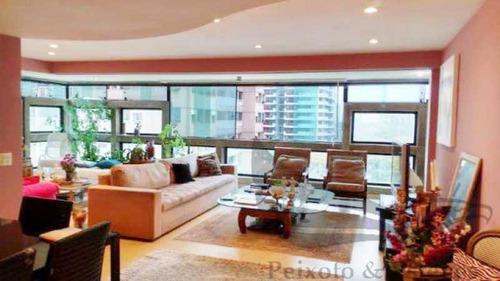 Imagem 1 de 15 de Apartamento-à Venda-barra Da Tijuca-rio De Janeiro - Svap40031