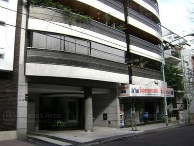 Cochera Doble, Un Auto Al Lado Del Otro, Belgrano