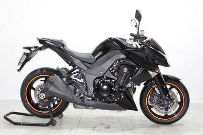 Kawasaki Z1000 2013 Preta