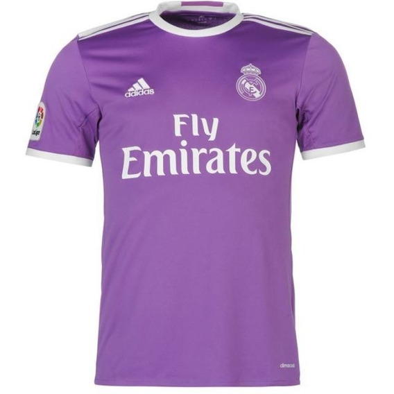 Playera Jersey Infantil adidas Real Madrid Climacool