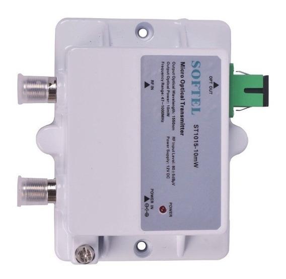 Transmissor Óptico De Catv - 1550nm -10mw - 47 - 1000mhz